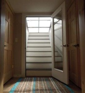 basement window bulkhead - the window exit is called ...