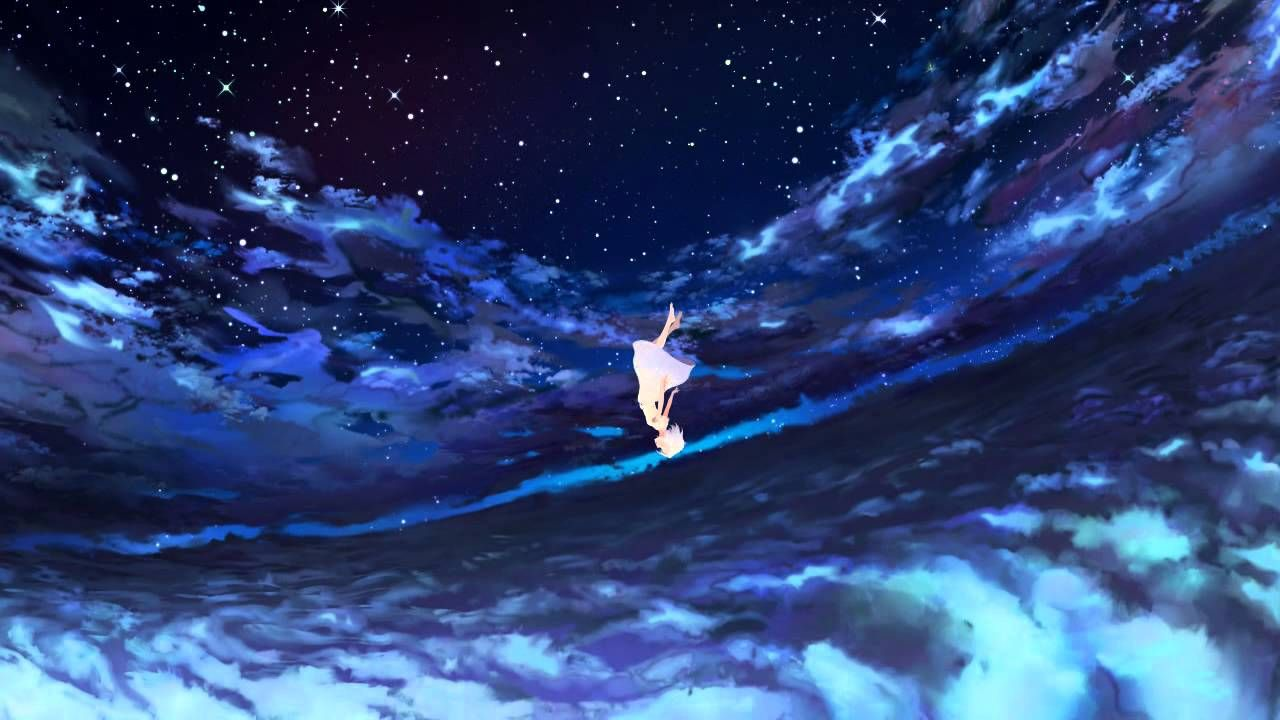 Ia アスノヨゾラ哨戒班 オリジナル Night Skies Vocaloid Sky