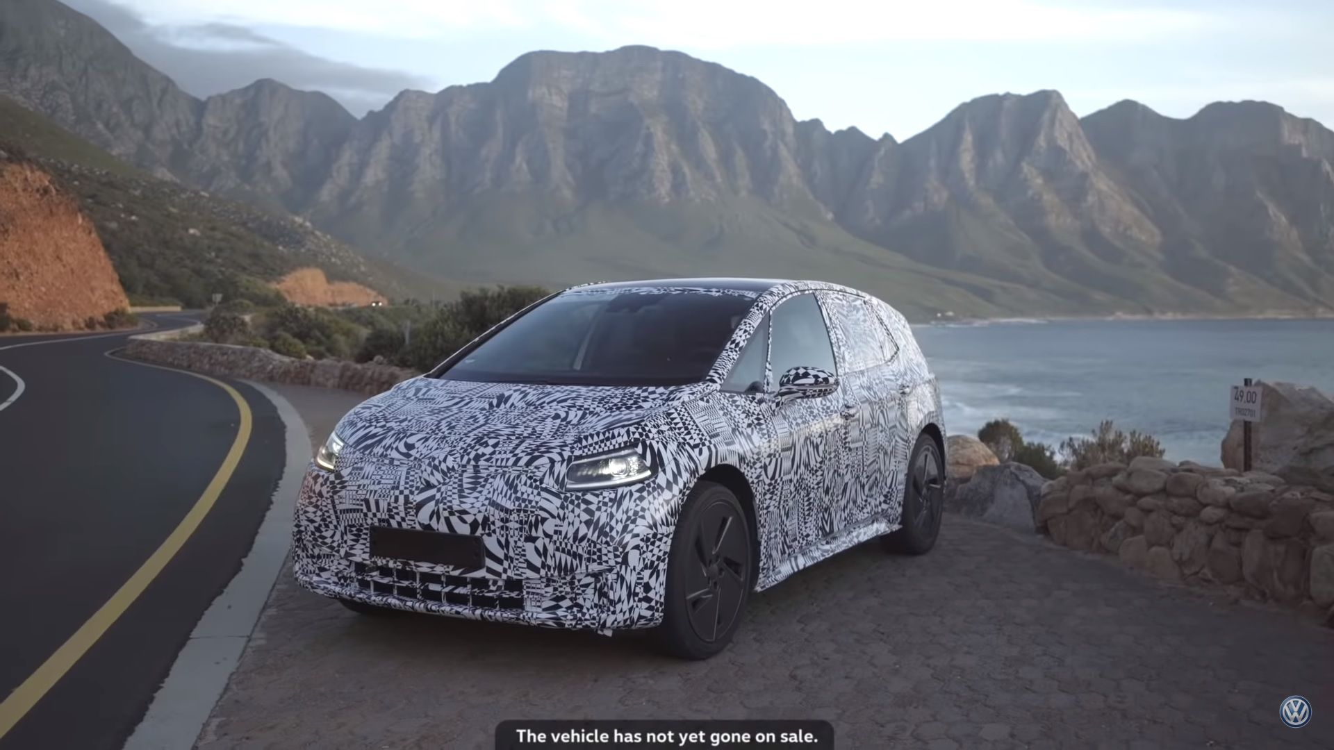 The 2020 Volkswagen Id Visits South Africa As Part Of It S Final