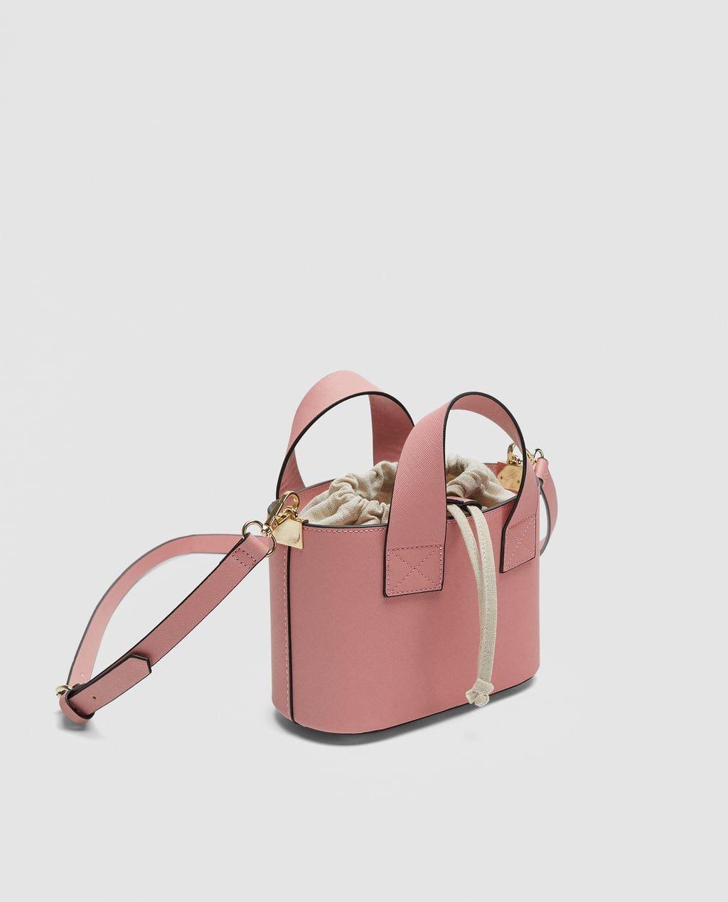 cda49b26af Image 1 of MINI TOTE BAG from Zara