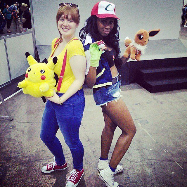 The Best Pokémon Costumes  sc 1 st  Pinterest & The Best Pokémon Costumes | Pinterest | Ash ketchum and Cosplay