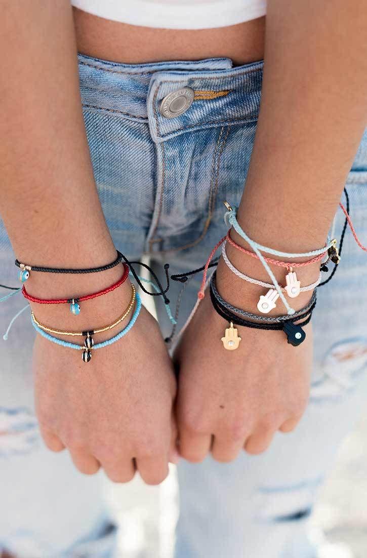 Charm Bracelet - Anole Charm Bracelet by VIDA VIDA FuBT2rhv
