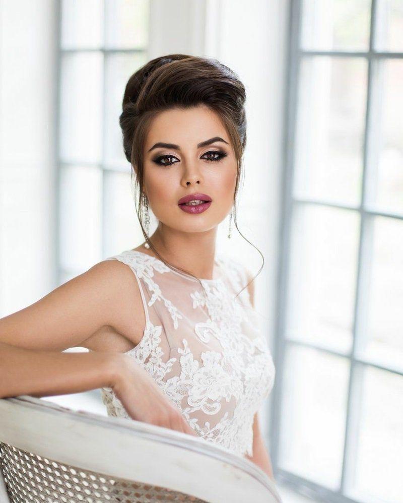 ▷ 1001+ Ideen für Brautfrisuren: offen, halboffen oder hochgesteckt ...