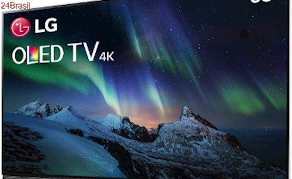 Não pode pendurar: Tela da nova TV da LG é mais fina que seu celular