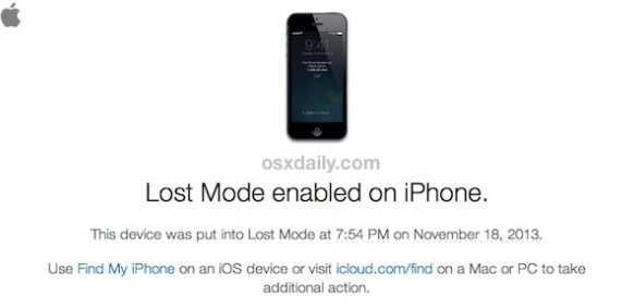How to Enable Lost or Stolen mode on iPhone #icloud # ...