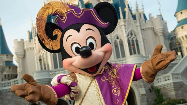 Mickey's Royal Friendship Faire at The Magic Kingdom