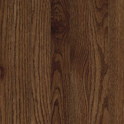 Mohawk 225 In W Saddle Oak Prefinished Hardwood Flooring Lowes 399