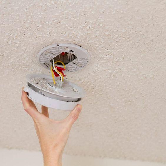 How to Replace Hardwired Smoke Detectors | Smoke detectors ...