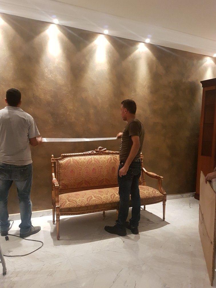 محمود الجاسم تعهدات وديكور في لبنان تعهدات ديكورات دهان ديكور حيطان جدران دهان Paint Decor Home Decor Modern