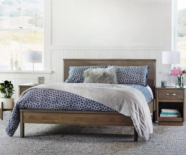 Nordby Bed Dania Furniture House Bedrooms