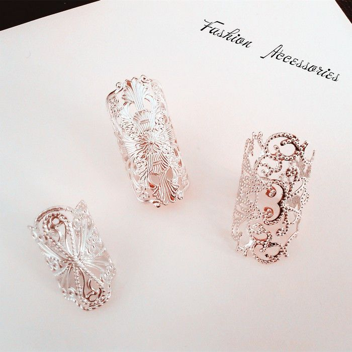 3 pcs/set Vintage Rings Set Boho