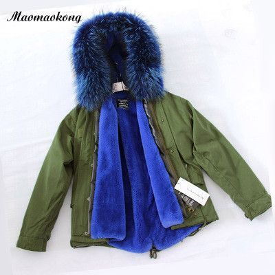 Womens camo coat with fur hood