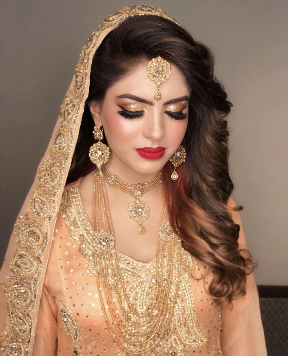 Pinterest Shikachand Indian Bride Beautiful Lhengas Bridal