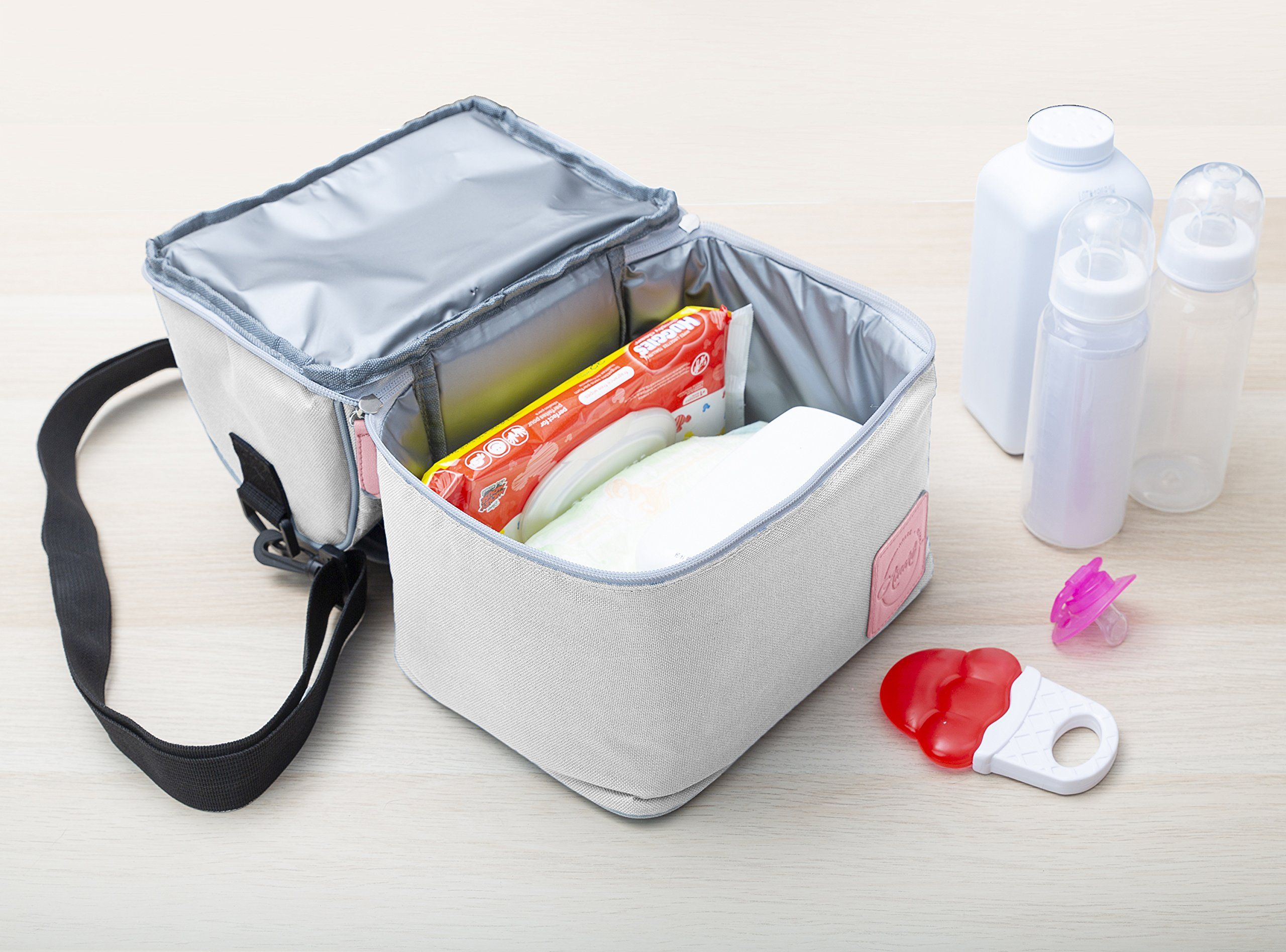 Tommee Tippee Pump and Go Insulated Cool Bag