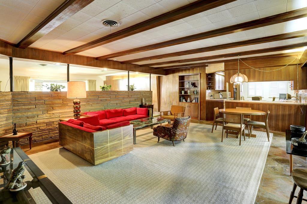 Moderno Baño Cocina Y Sala De Exposición Houston Texas Bandera ...