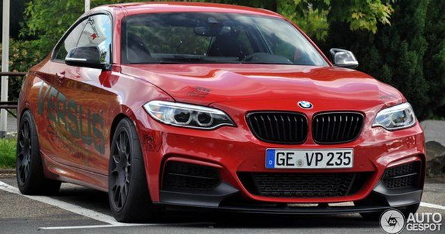 German Versus Performance BMW M235i