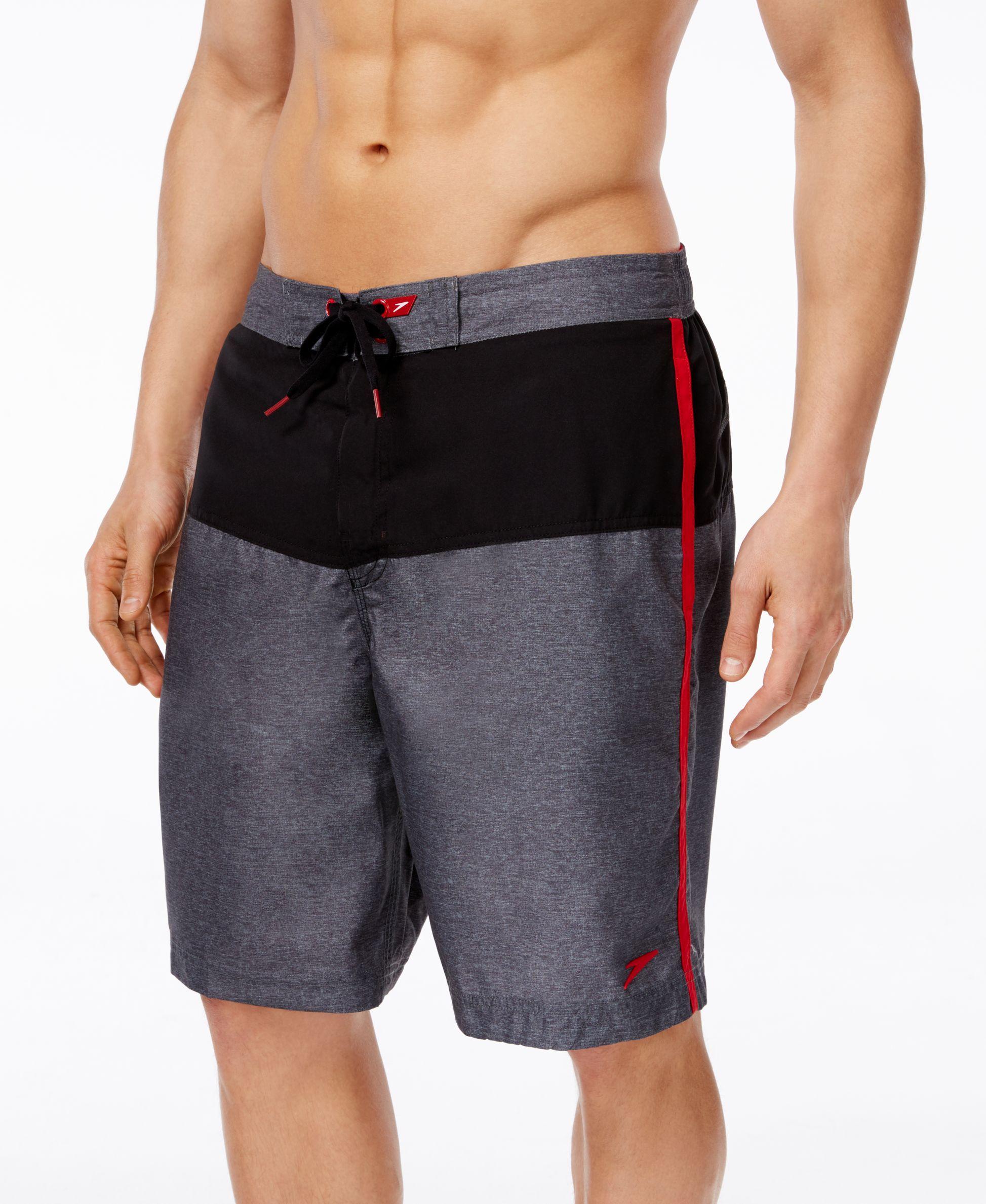 35c686d393 Speedo Long Bay E-Board Shorts   clothes   Swim trunks, Swimwear, Trunks