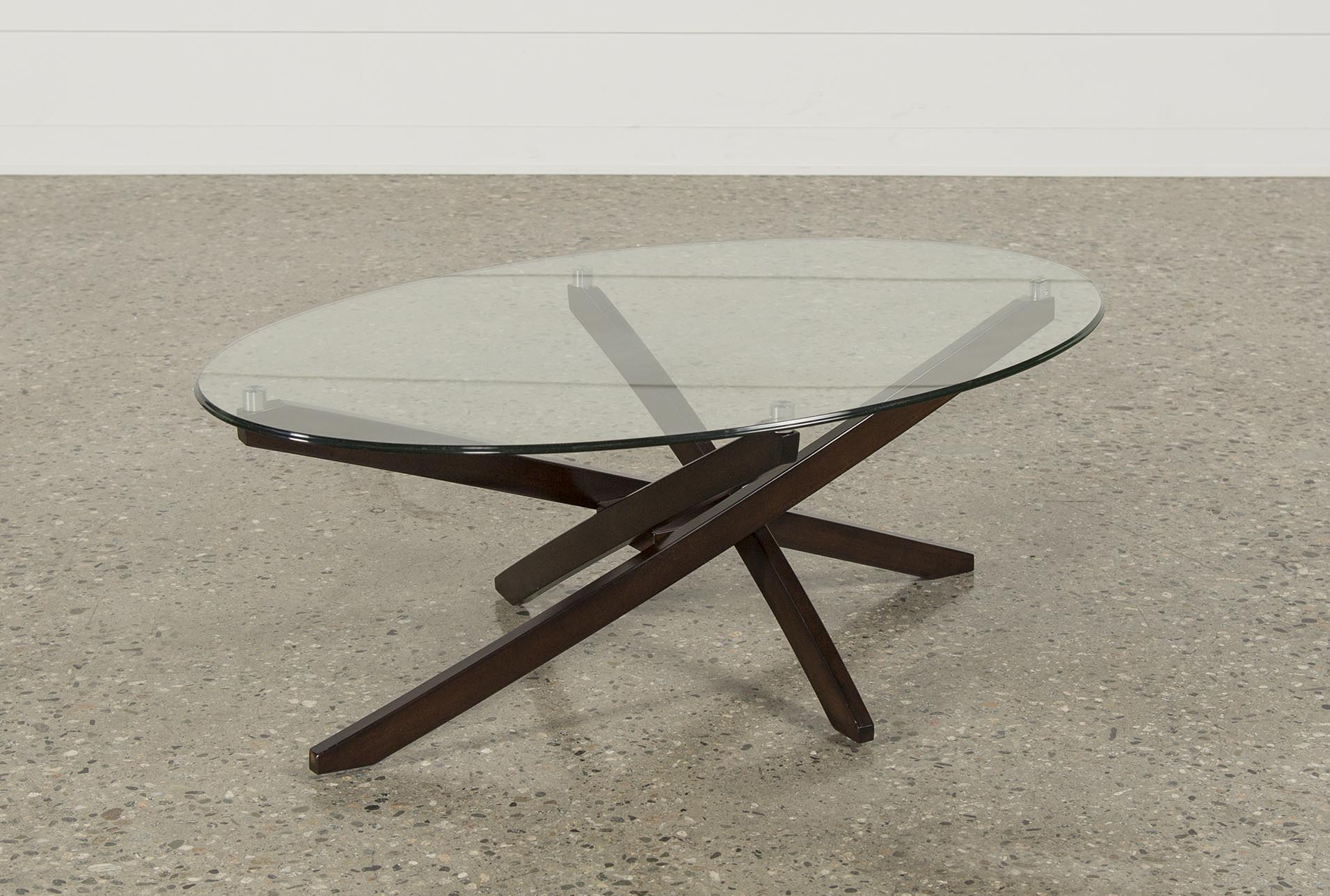 Brisbane Oval Coffee Table Living Es Room Tables Decorating Tips