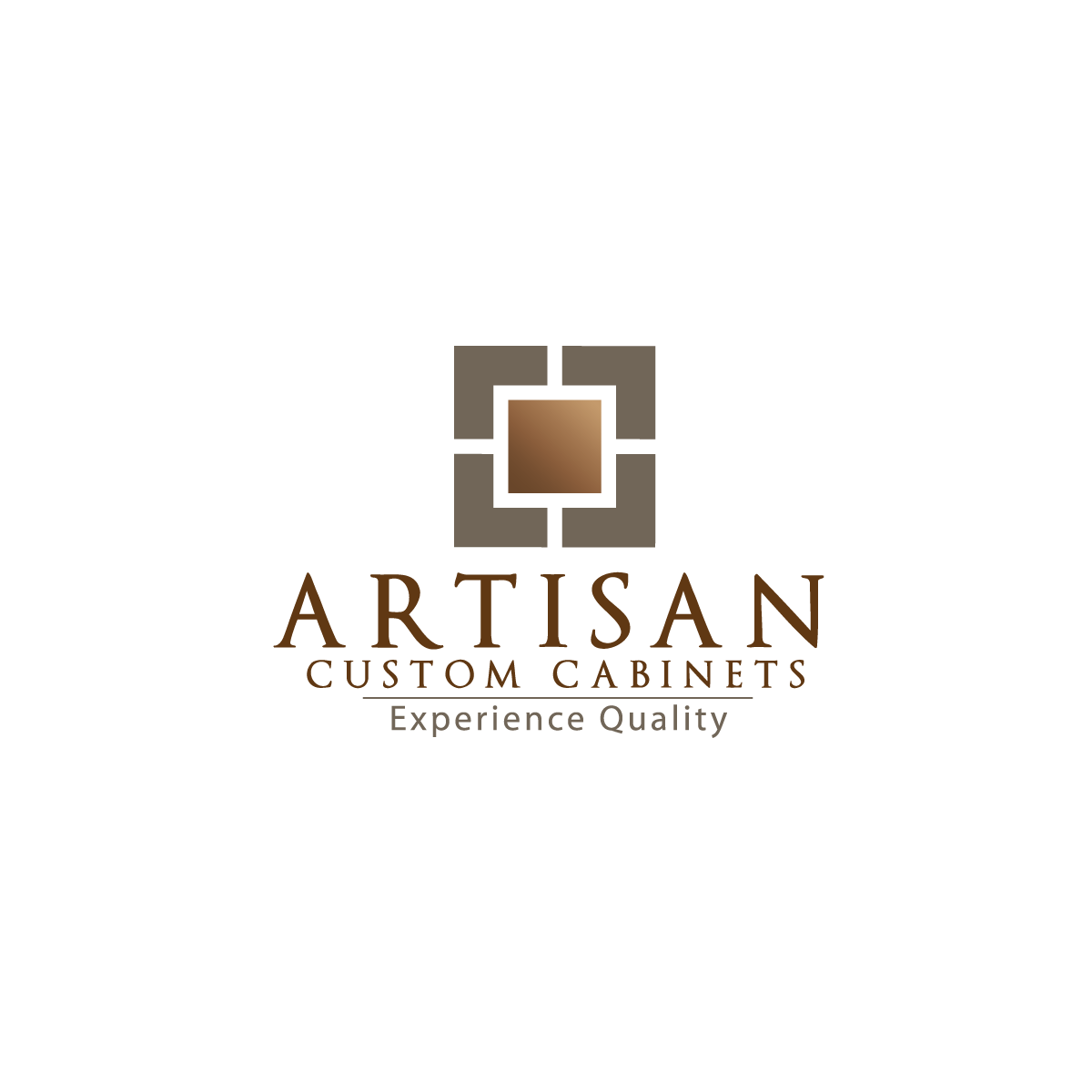 Artisan Cabinets Logo  Google Search  Kitchen  Pinterest  Logo Best Kitchen Design Logo Design Decoration