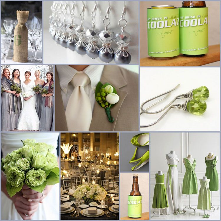 Unique Wedding Ideas and Color Combinations for your Wedding ...
