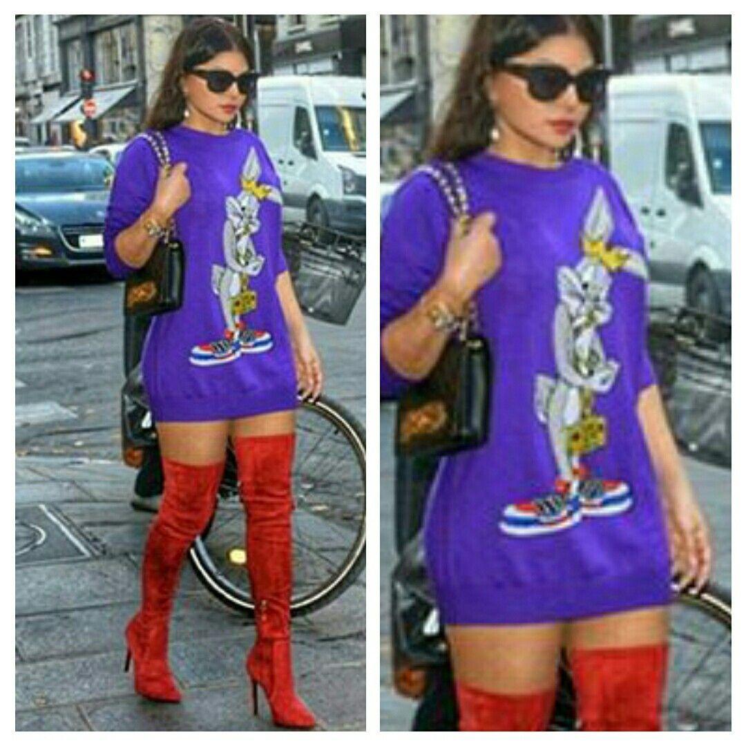 Haifa Wehbe - what?...disaster!, - look like a teen-prostitute ...
