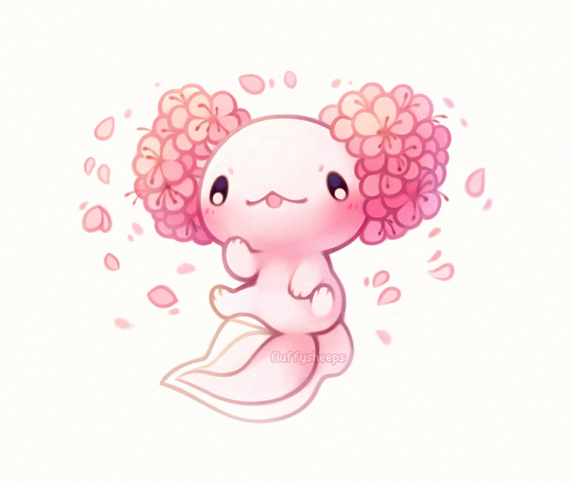 I\'m such a dork when I saw this I just thought star wars | axolotl ...