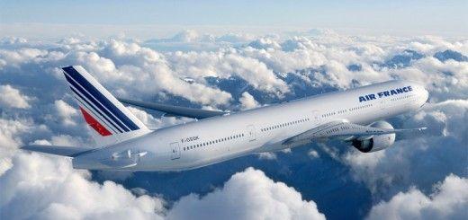 AirFrance: коди знижок на польоти з Польщі