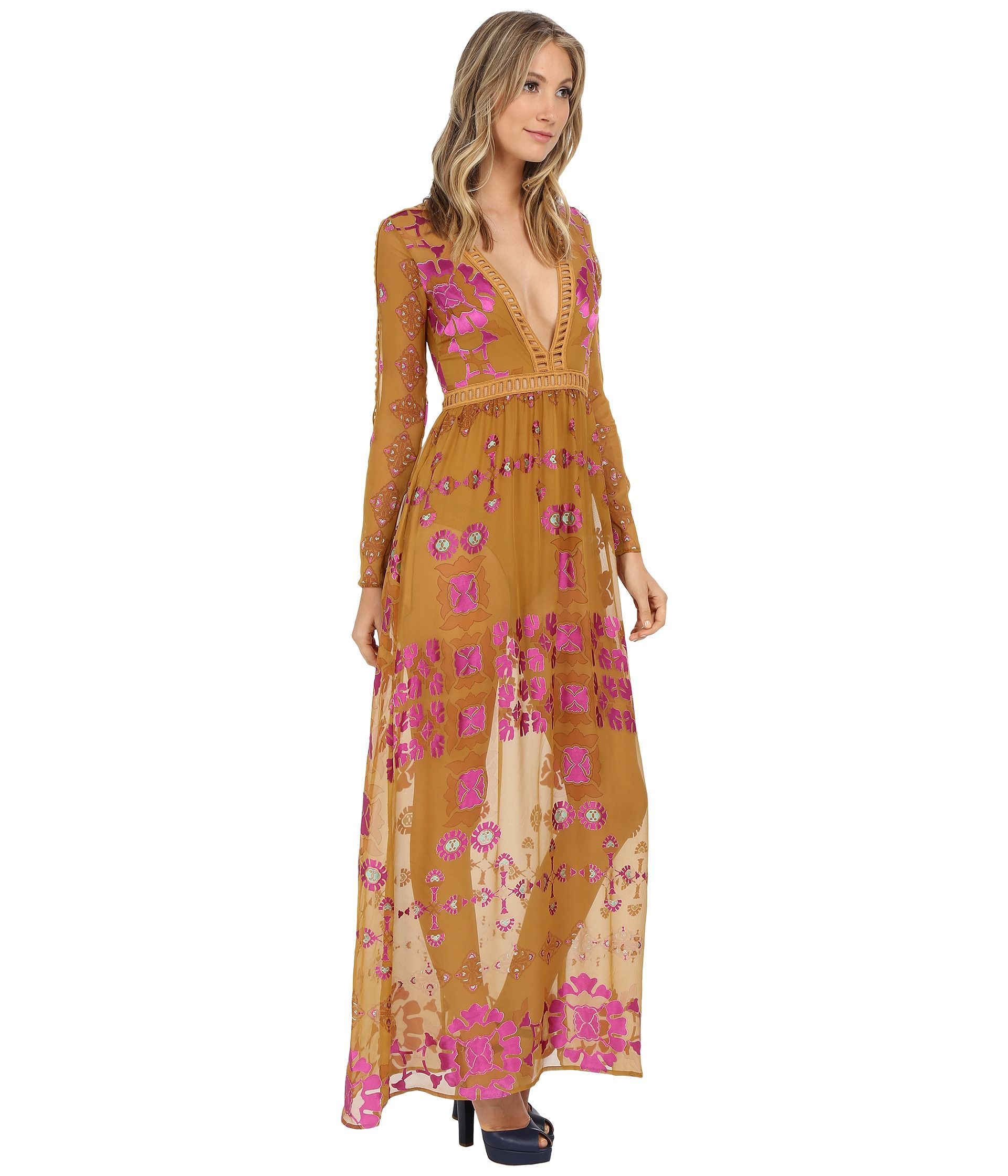 For Love And Lemons Barcelona Maxi Dress Maxi Dress Dresses For Love And Lemons