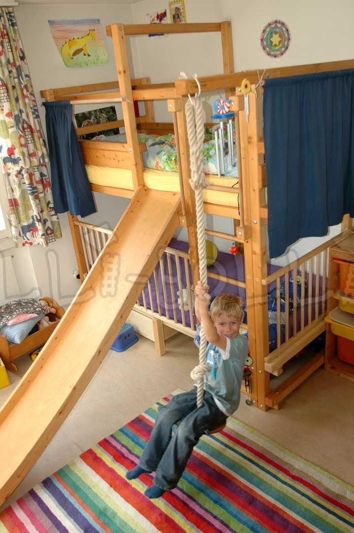 Rope swing or chair holder Kinder zimmer deko, Kinder