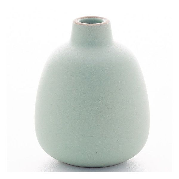 Heath Ceramics Summer Seasonal Bud Vase Tea Green 160 Vef Liked
