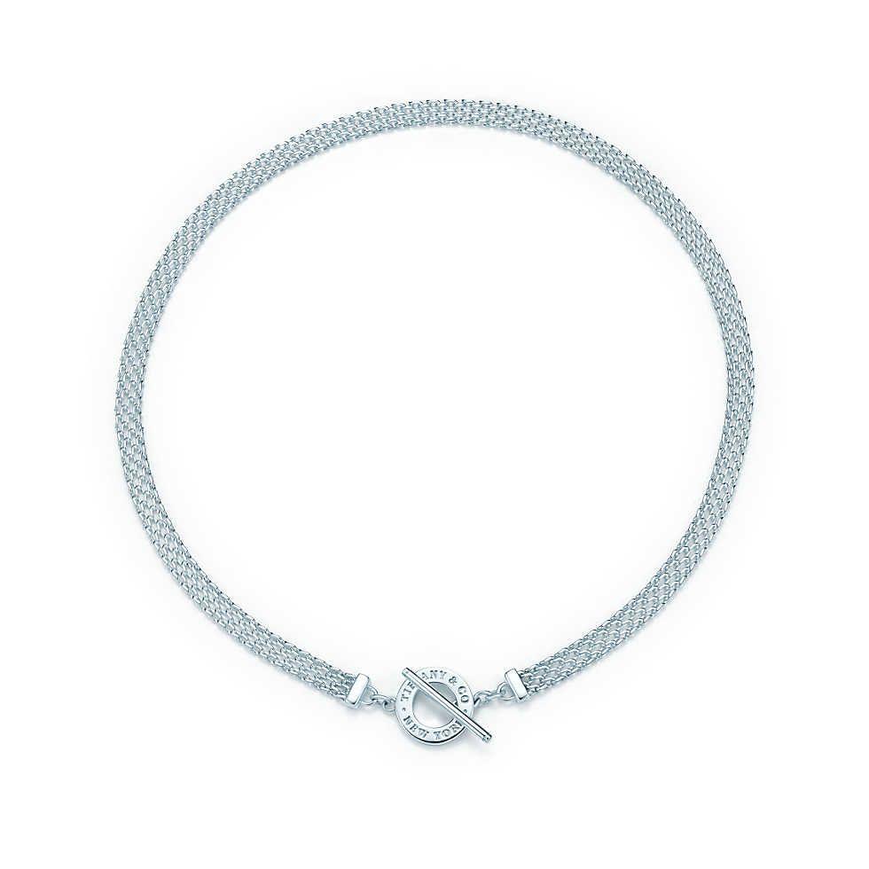 491fc6887 Tiffany Somerset™:Toggle Necklace | I want these! | Tiffany necklace ...