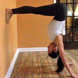 l shaped handstand  handstand exercise yoga program
