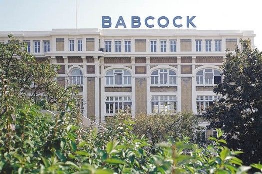 The Babcock & Wilcox Company (B) is a U.S.-based company that provides design, engineering, manufacturing, construction and facilities management services to nuclear, renewable, fossil power, industrial and government customers worldwide. B's boilers supply more than 300,000 megawatts of installed capacity in over 90 countries around the world