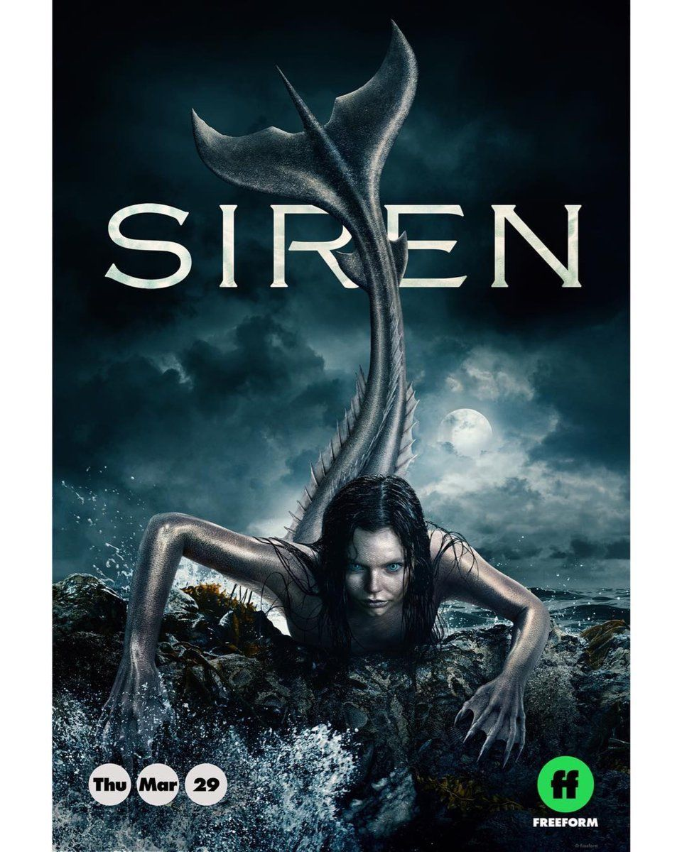 Siren Season 2 Streaming : siren, season, streaming, Rachelle, Taylor, Shows, Siren, Season, Sirens, Mermaid, Movies