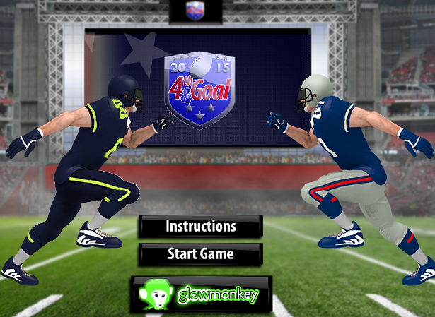 4th And Goal 2015 Is The Awesome Nlf American Football Game 4th