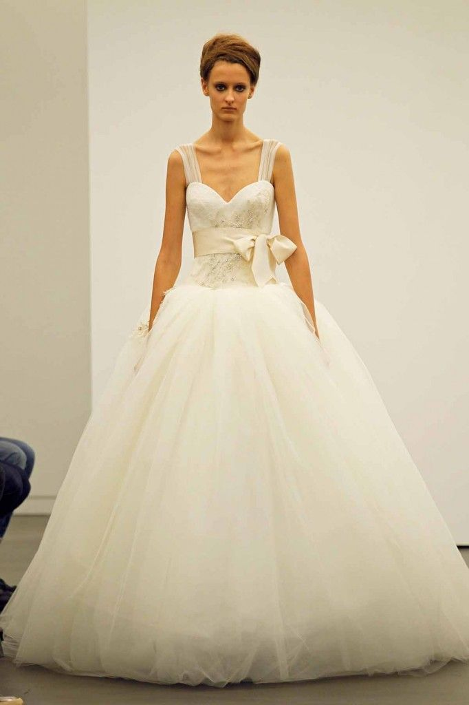Vera Wang 2013 Beautiful Fall Bridal Collection | •Wedding ...