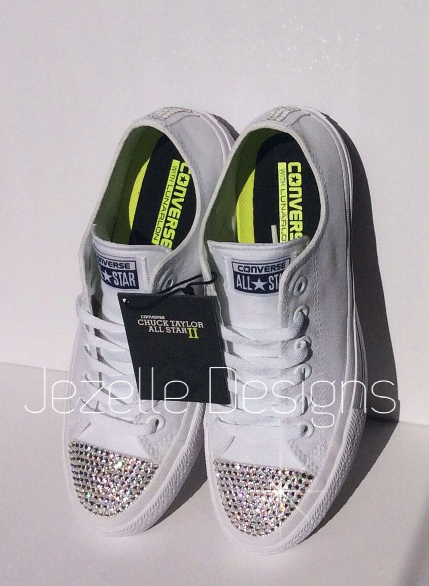 778499dfd103 Swarovski Converse All Star II They re Here!!! The impossible to get ...
