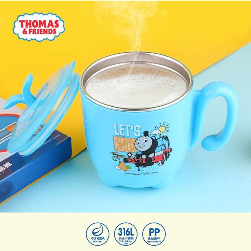 Photo of US $ 11.96 44% OFF | Thomas Milk Cup 200ml Sealed Children's Cup …