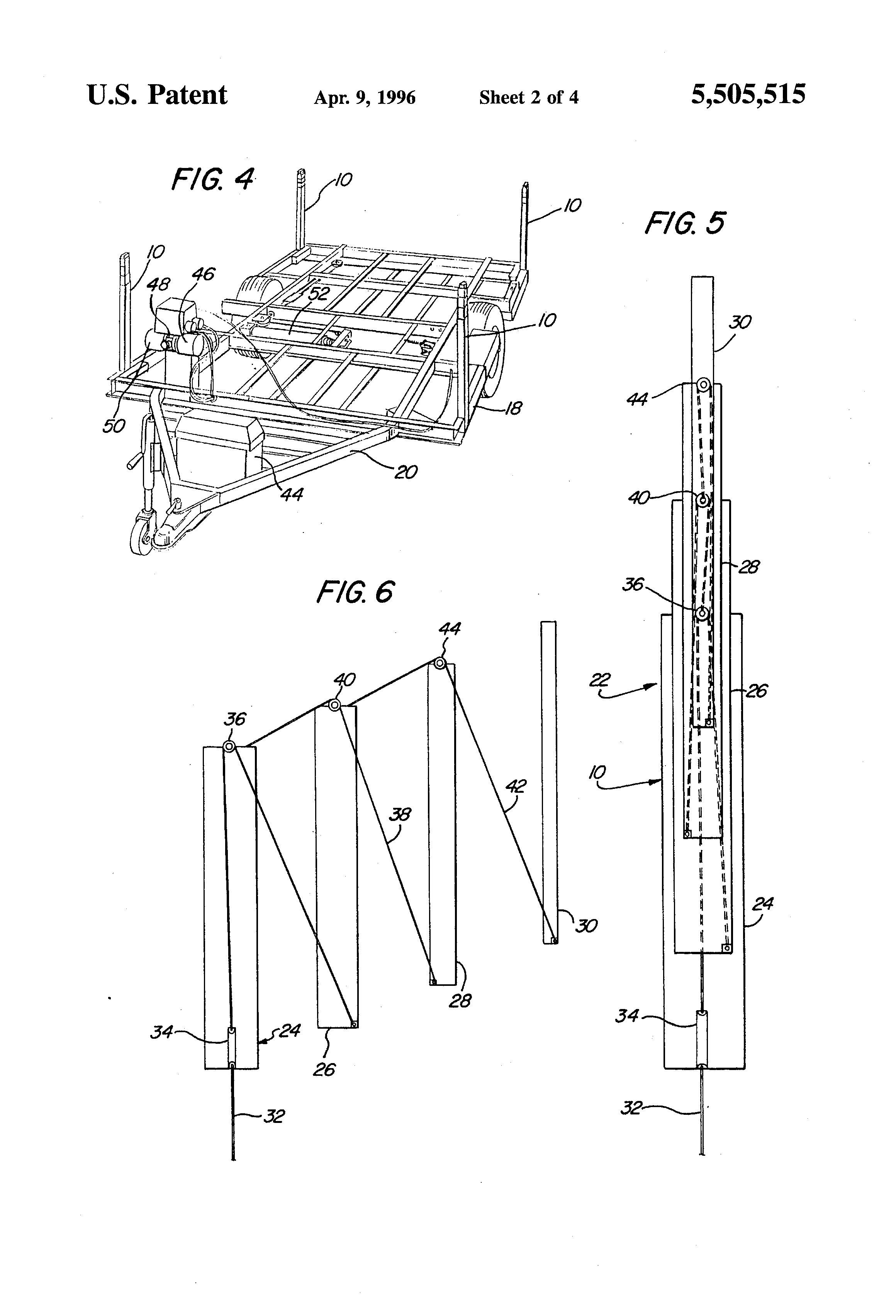 hoyer lift parts diagram