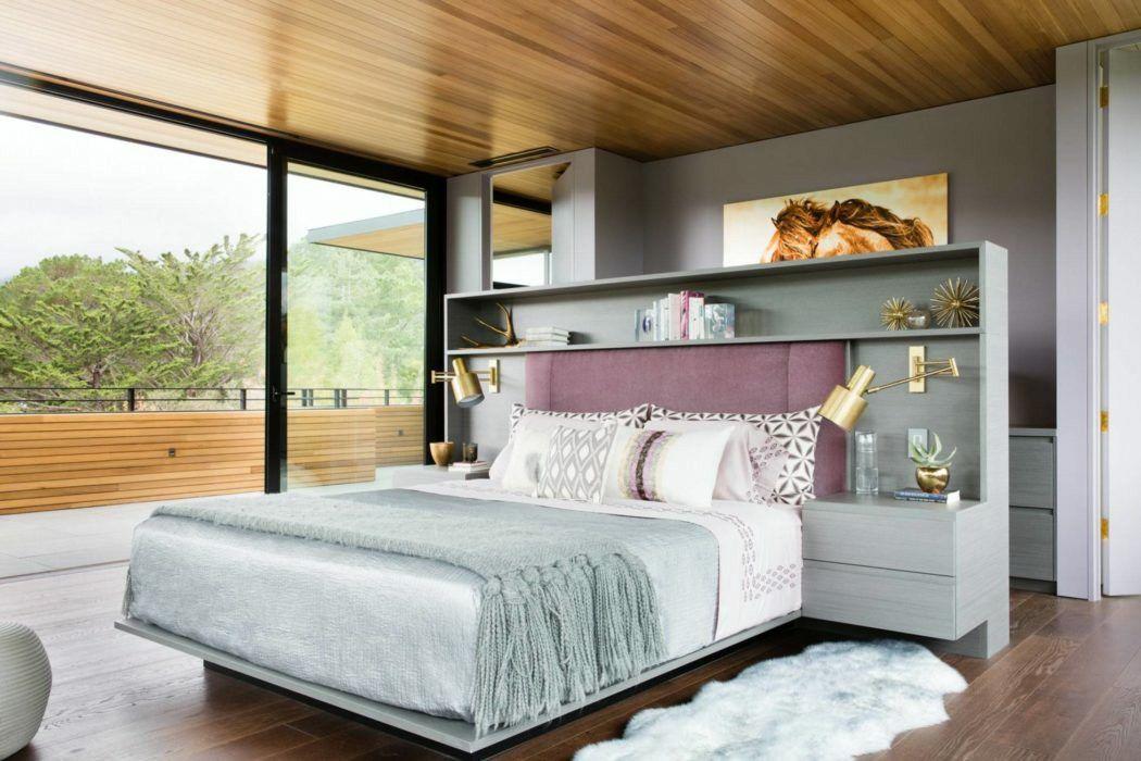 anna peter  purple bedroom design contemporary bedroom