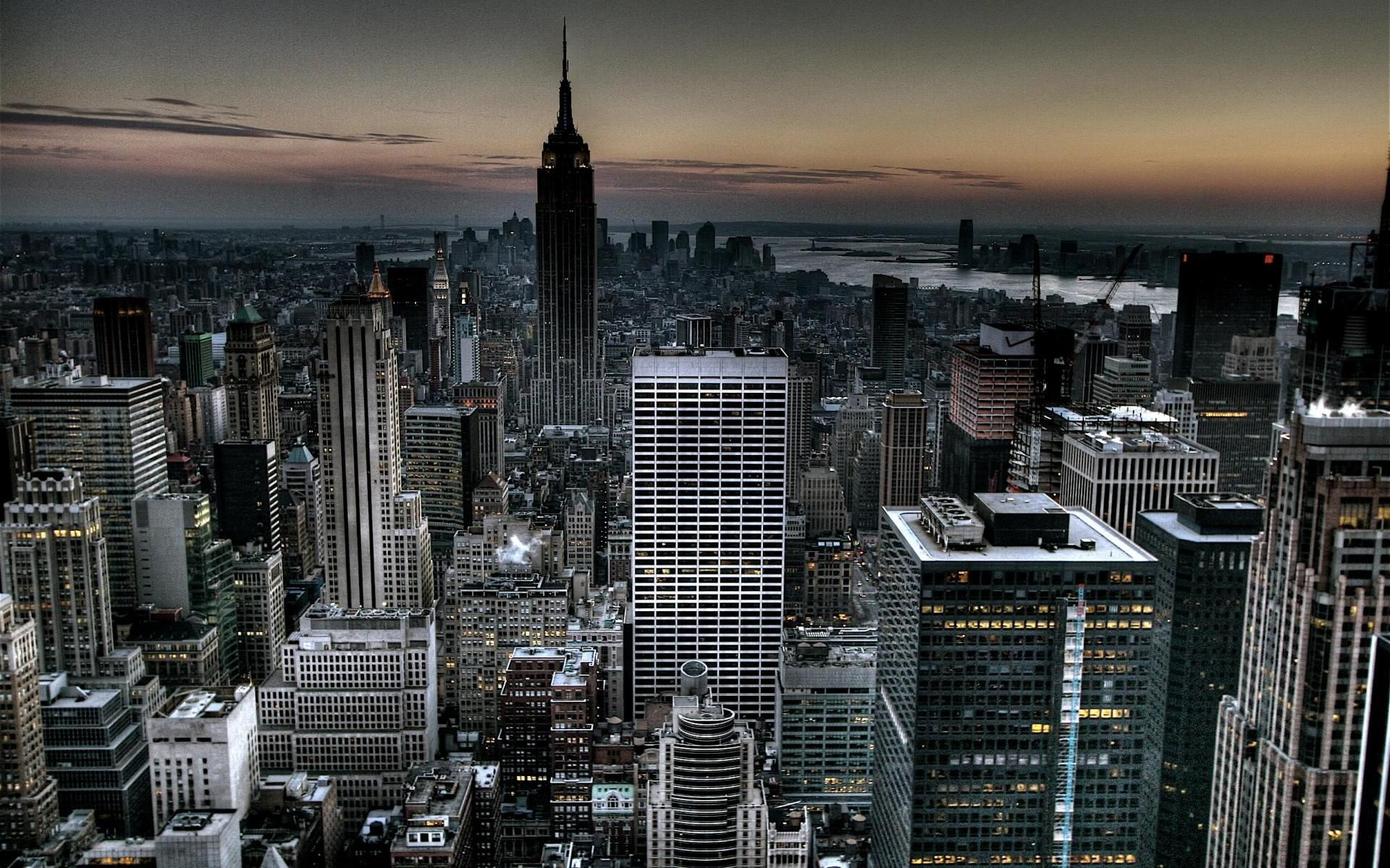 New York Screensaver