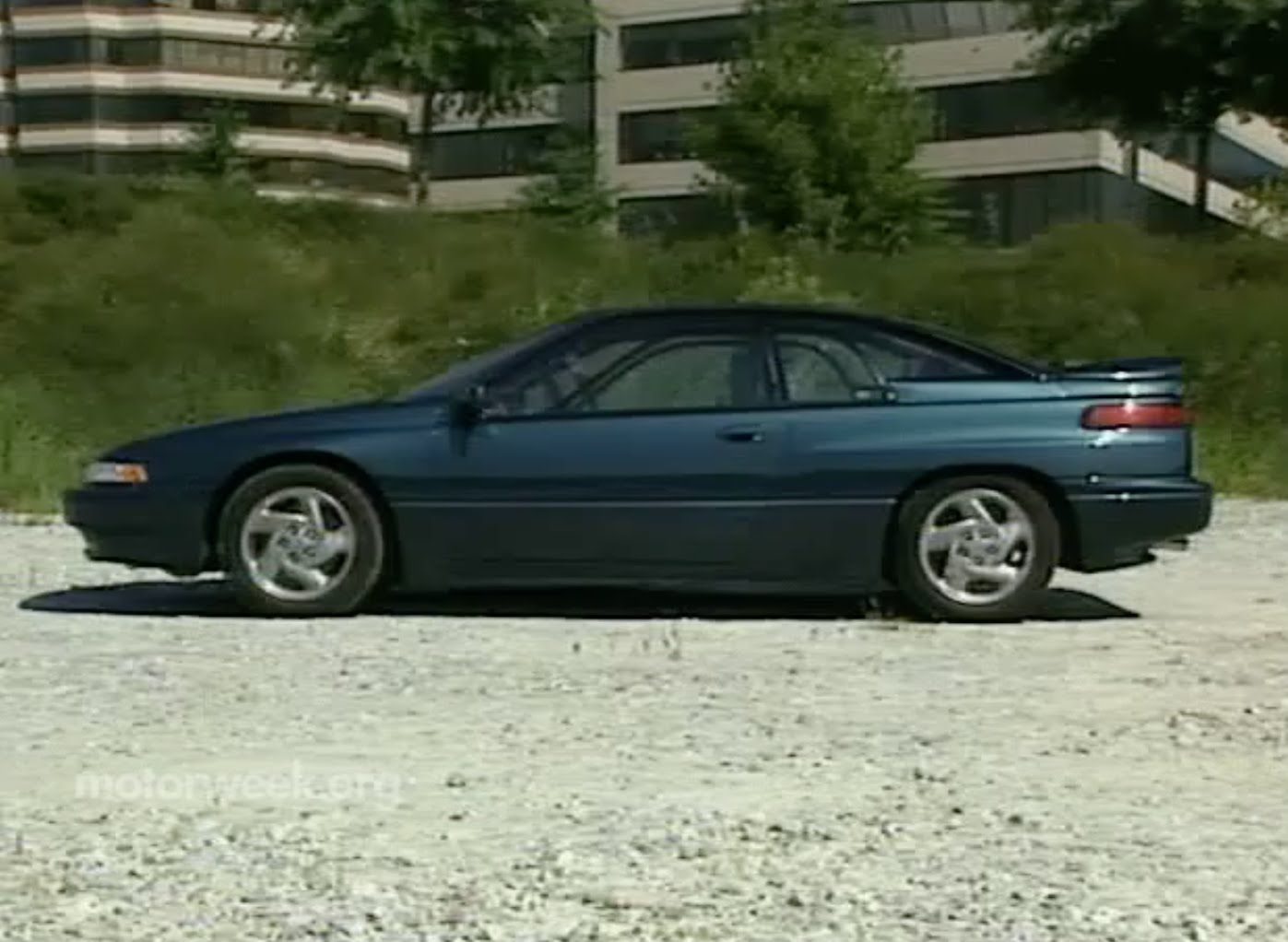 MotorWeek | Retro Review: U002791 Subaru SVX