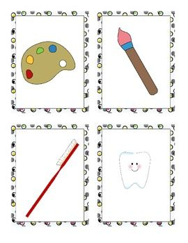 Things That Go Together Worksheets For Kindergarten