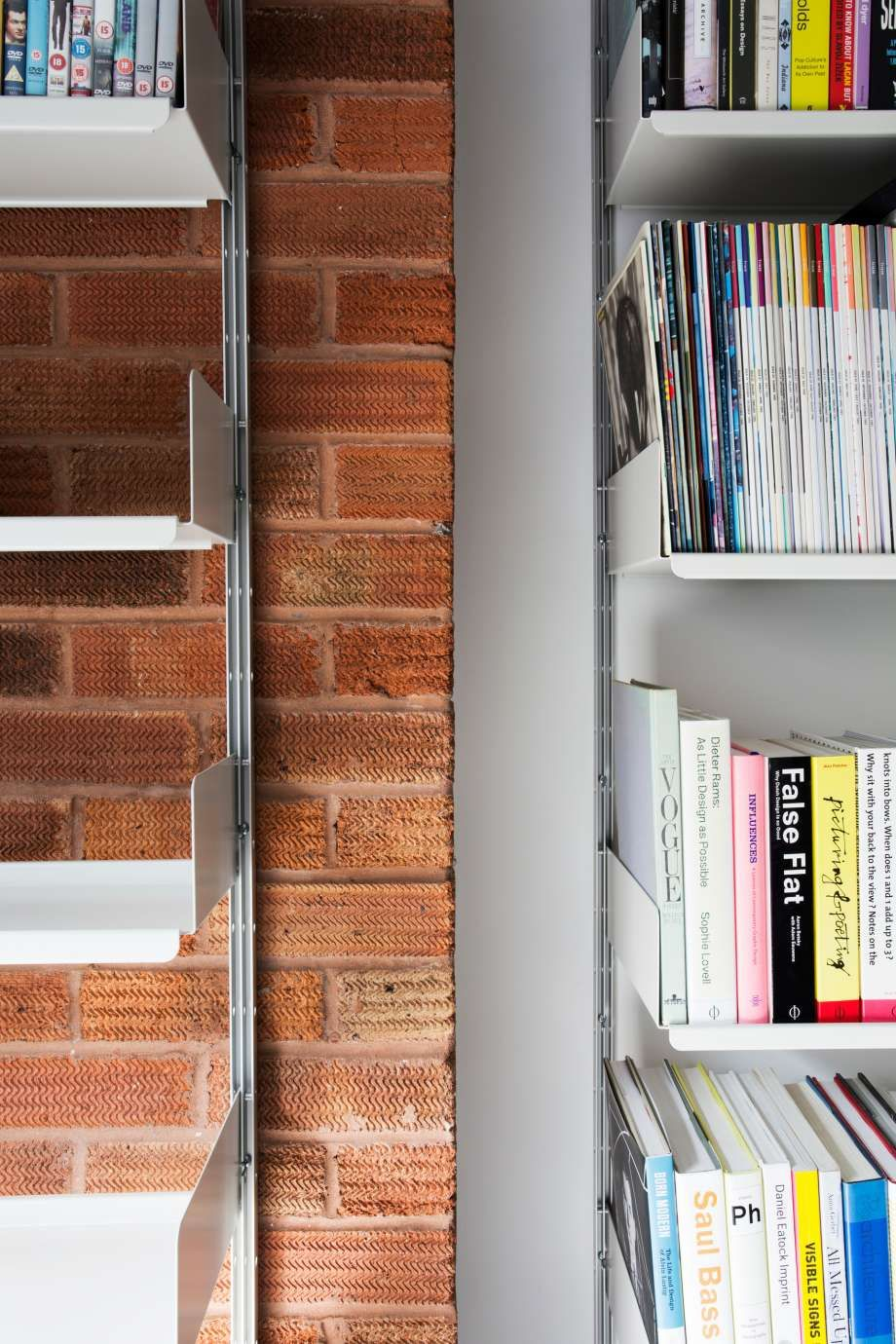 Fair Faced Brick Or Finished Plaster The Wall Mounted System Is Attached With