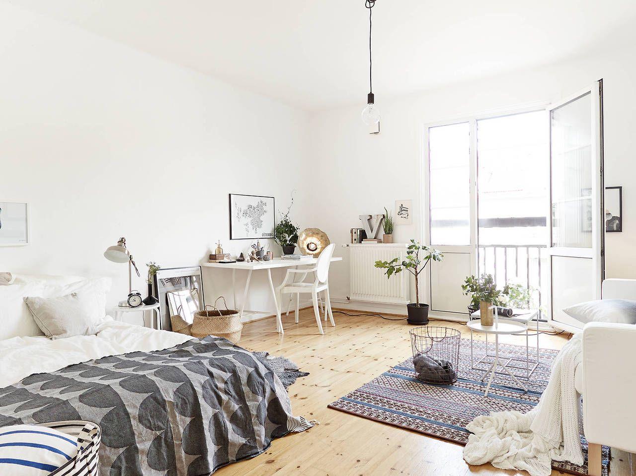 Studio Apartment Sovrum Hus
