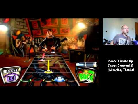 Guitar Hero 2 II Arterial Black by Drist Xbox 360 Medium - YouTube