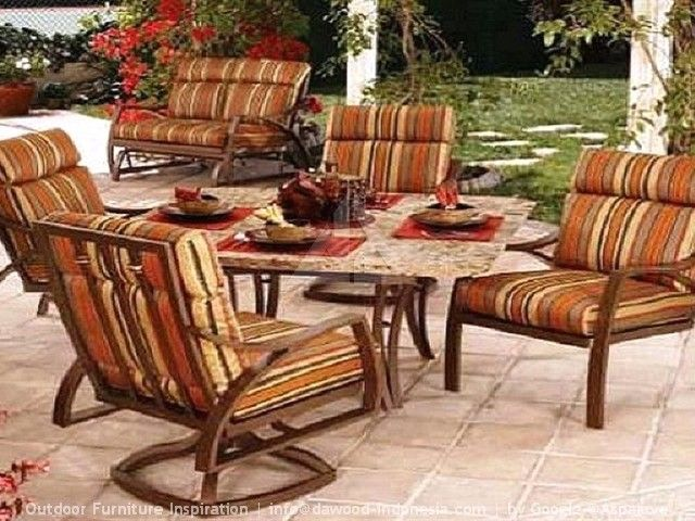 The Best Patio Furniture Cushions For Patio Chairs For Popular Of