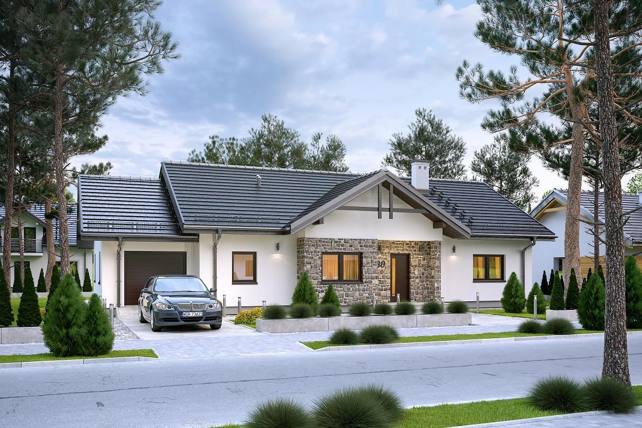 fertighaus bungalow aus polen GoogleSuche Fertighaus