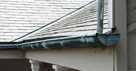 Best 4 Tips For Repairing A Leaky Roof Yourself Roof Leak 400 x 300