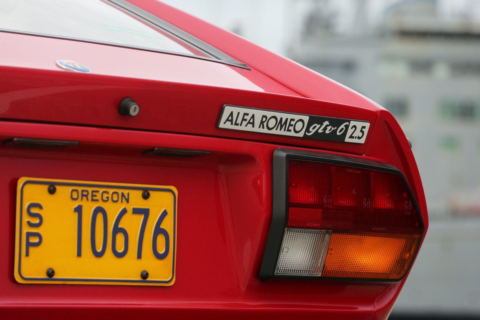 No Reserve 1982 Alfa Romeo Gtv6 Balocco Alfa Romeo Gtv6 Alfa Romeo Coilover Suspension